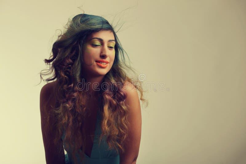 Hair, Beauty, Human Hair Color, Girl stock photography