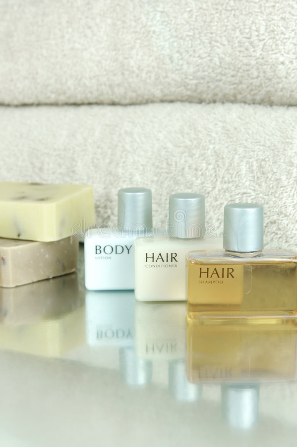 Download Hair And Body Products stock image. Image of white, bathing - 5862211