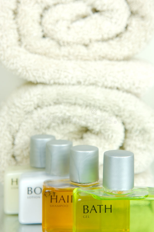 Download Hair And Body Products stock photo. Image of bathing, hair - 5862234