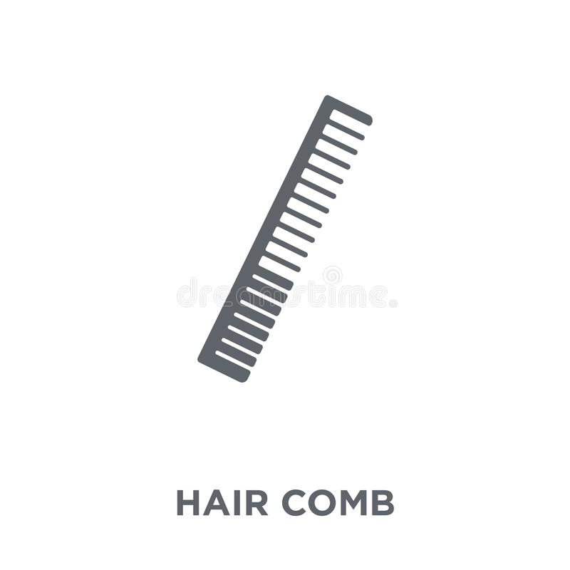 Hair comb icon from collection. vector illustration