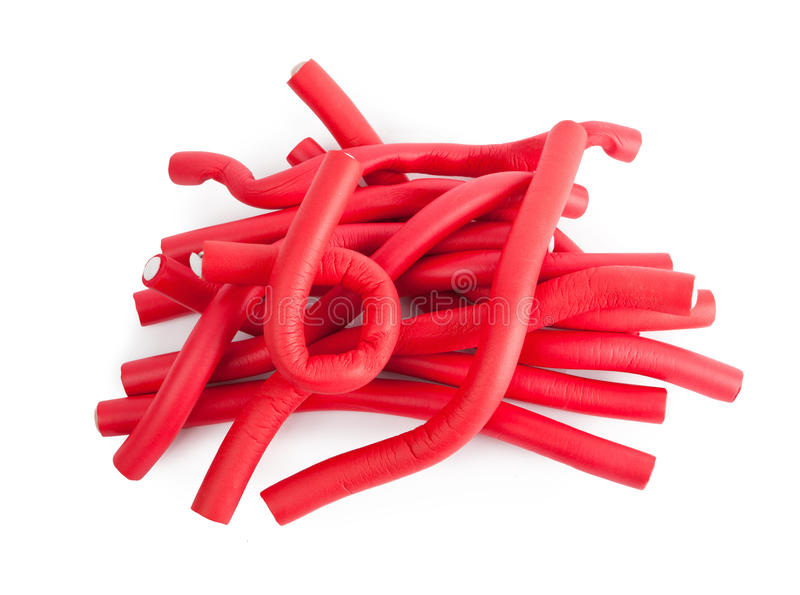 Download Hair Curlers Stock Photos - Image: 20375243