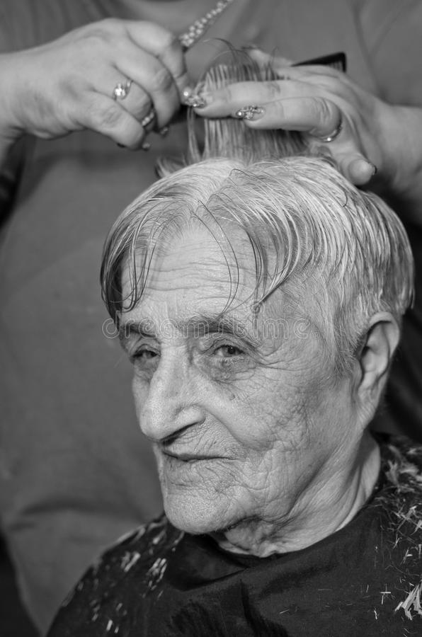 Download Hair Cut Royalty Free Stock Photography - Image: 26122047