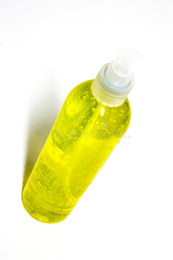 Download Hair gel bottle stock image. Image of bottle, styling, texture - 44727