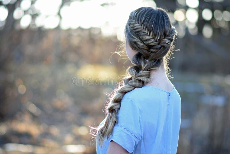 Hair, Hairstyle, Girl, Long Hair royalty free stock photography