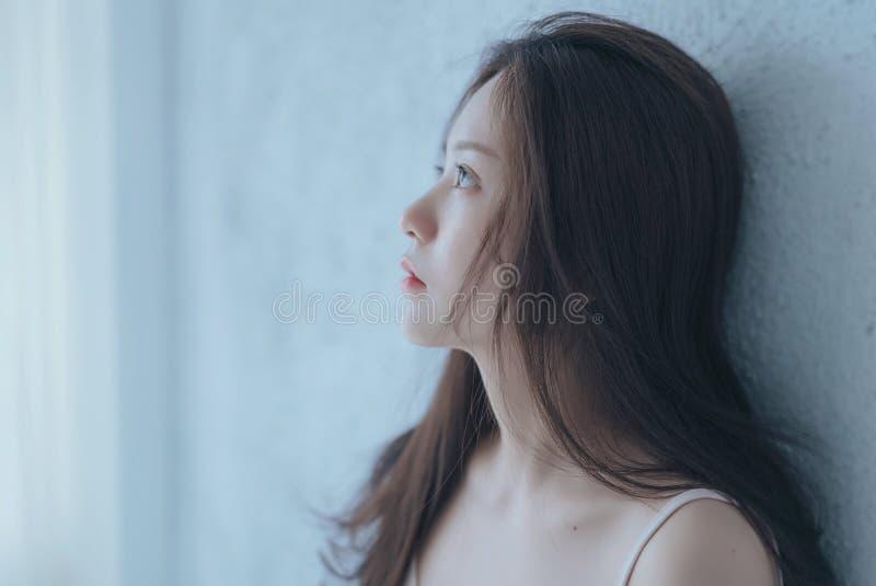 Hair, Human Hair Color, Beauty, Girl stock image