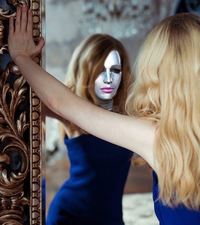 Hair, Human Hair Color, Beauty, Girl stock photo