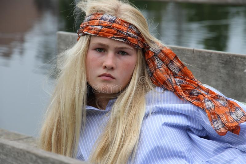 Hair, Human Hair Color, Headgear, Hairstyle royalty free stock photography