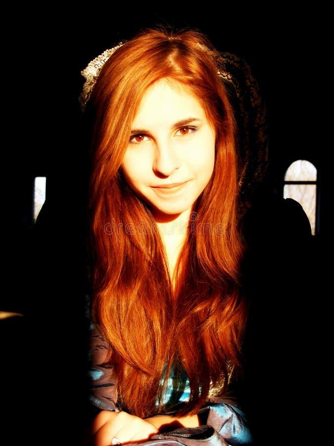 Hair, Human Hair Color, Red Hair, Beauty royalty free stock photo