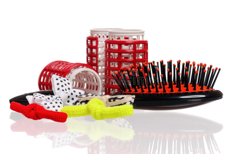 Download Hair Rollers Stock Photos - Image: 29335663