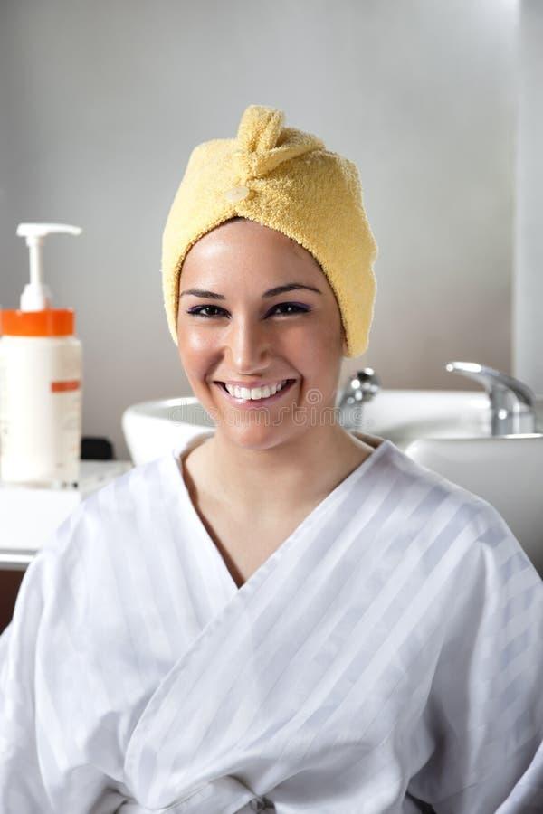 hair salon στοκ φωτογραφία