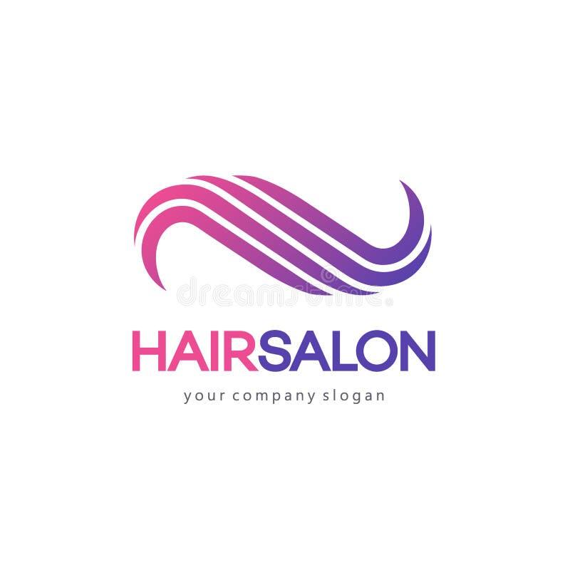 Free Hair Salon Vector Logo Template Royalty Free Stock Image - 102487156