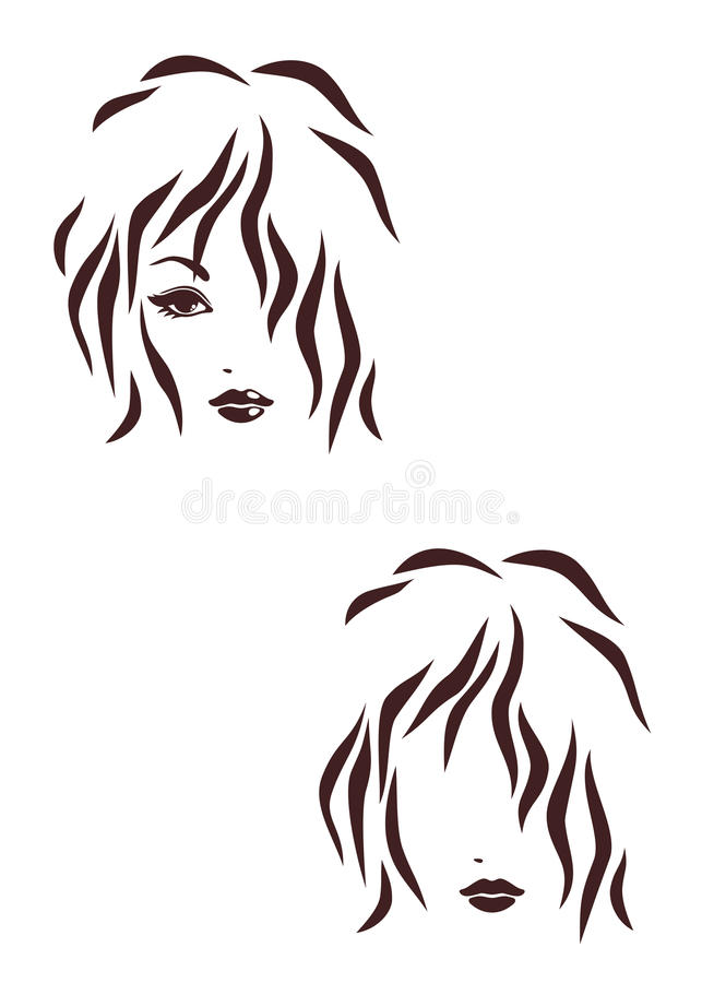 Download Hair stile icon stock vector. Image of haircut, parlor - 30063805