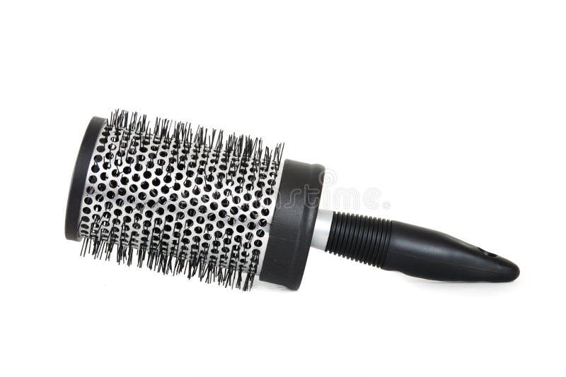 Hairbrush stockbilder