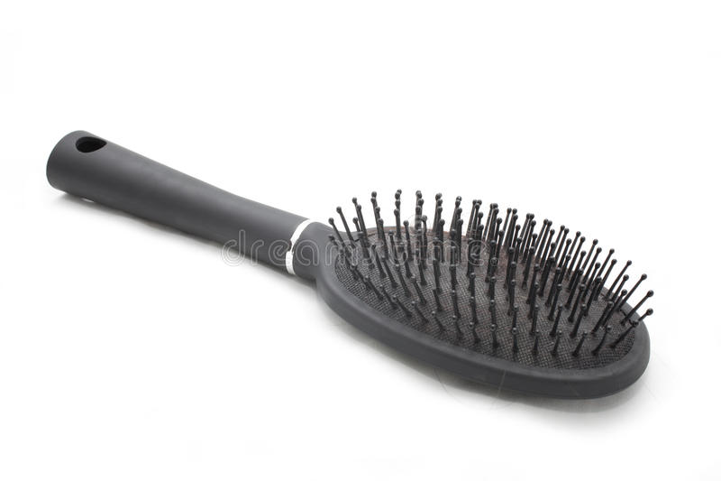 hairbrush стоковая фотография