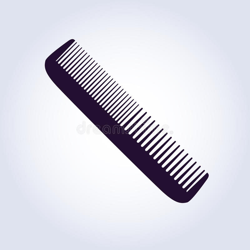 hairbrush διανυσματική απεικόνιση
