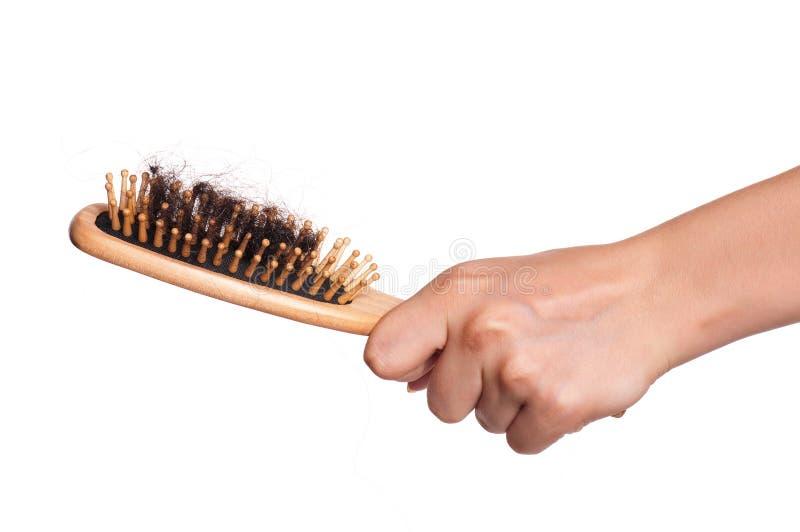 Hairbrush modifié photos libres de droits