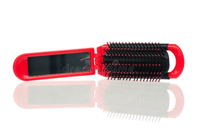 Hairbrush neuf images stock