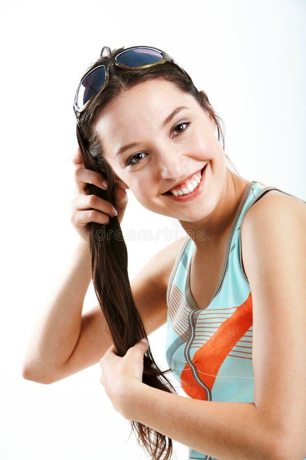 Haircare imagem de stock royalty free