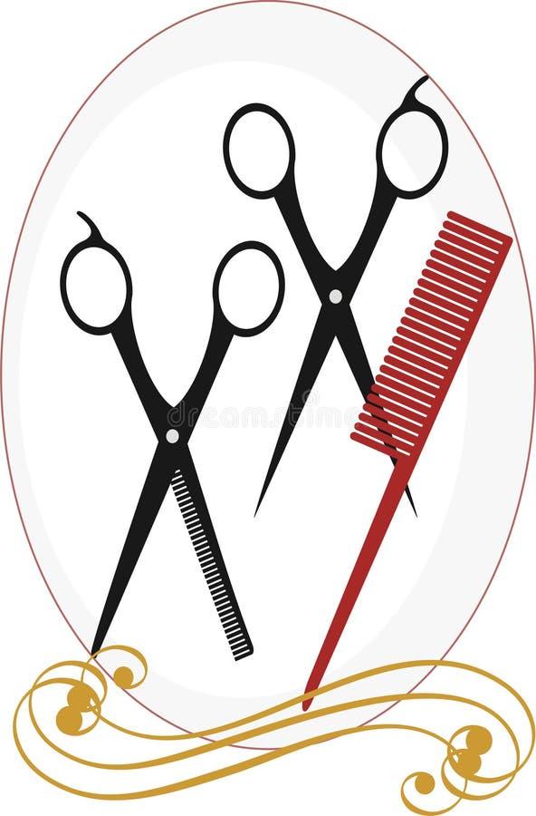 haircut libre illustration