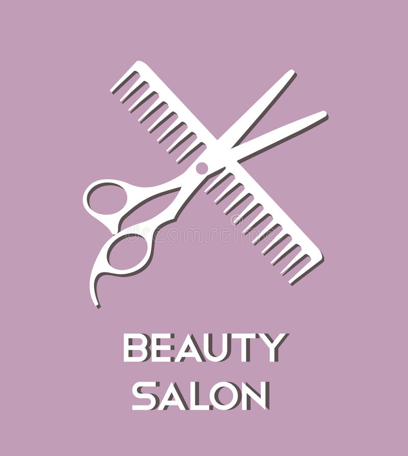 Haircut icons with scissors. Haircut icons with scissors for you design vector illustration