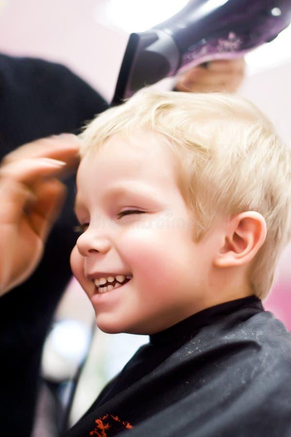 Haircute stock fotografie