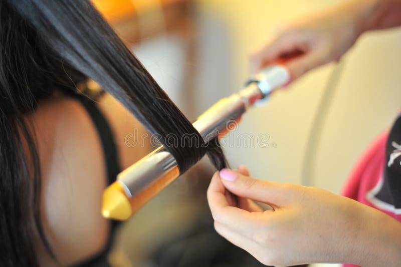 Hairdo da noiva fotos de stock royalty free