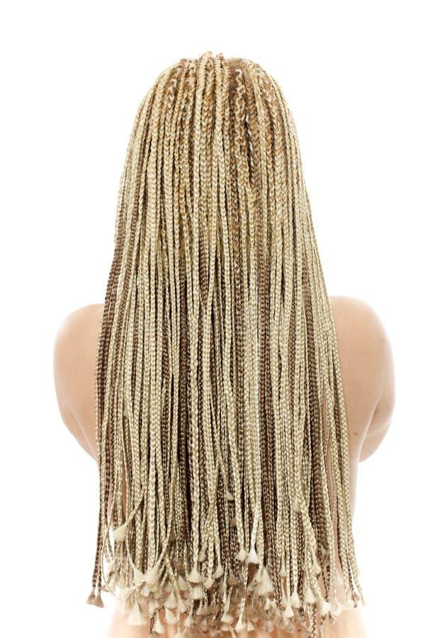 Hairdress elegantes foto de stock royalty free