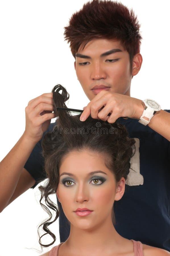 Download Hairdresser stock photo. Image of salon, male, hairdo - 21393274