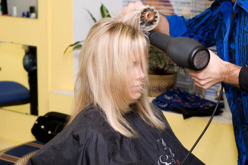 Download Hairdresser's stock photo. Image of barber, comb, care - 1597264