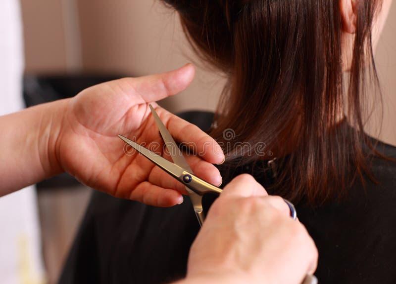 hairdressing στοκ φωτογραφίες