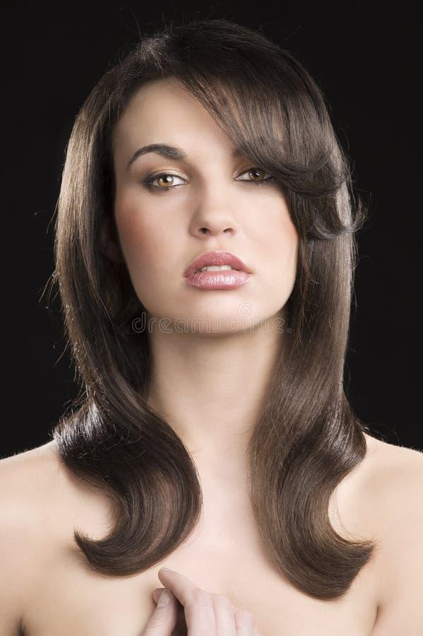 hairstyle στοκ φωτογραφία