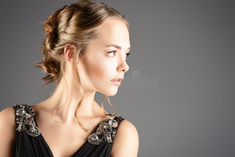 hairstyle royalty-vrije stock fotografie