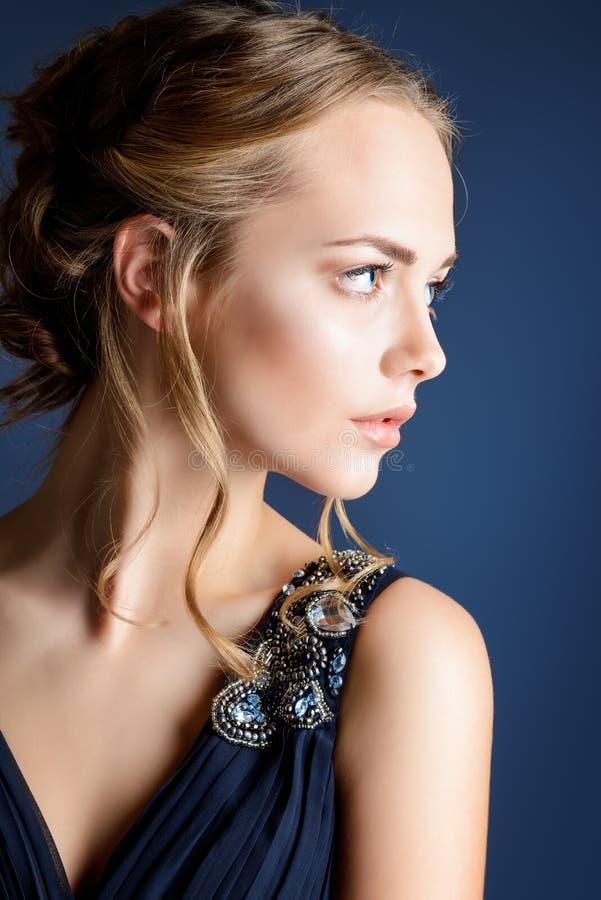 hairstyle royalty-vrije stock afbeelding