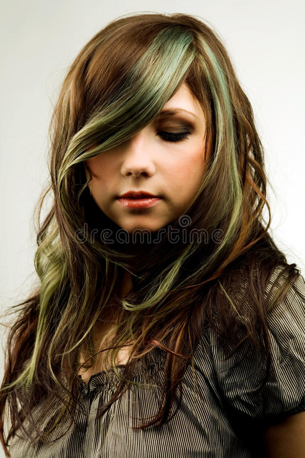 Download Hairstyle Stock Photography - Image: 9867212
