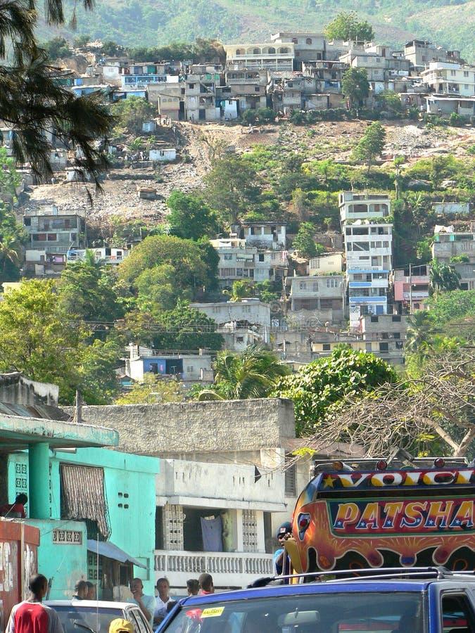 Haiti backe royaltyfria bilder