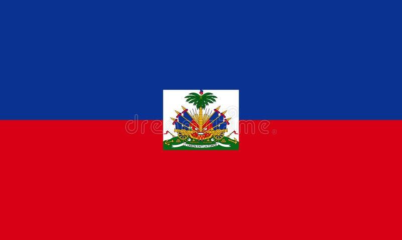 Haiti bandery r?wnie? zwr?ci? corel ilustracji wektora ?wiat flaga ilustracja wektor