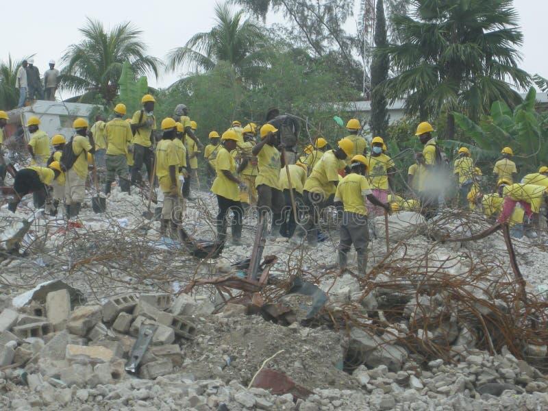haiti lättnad till royaltyfri fotografi