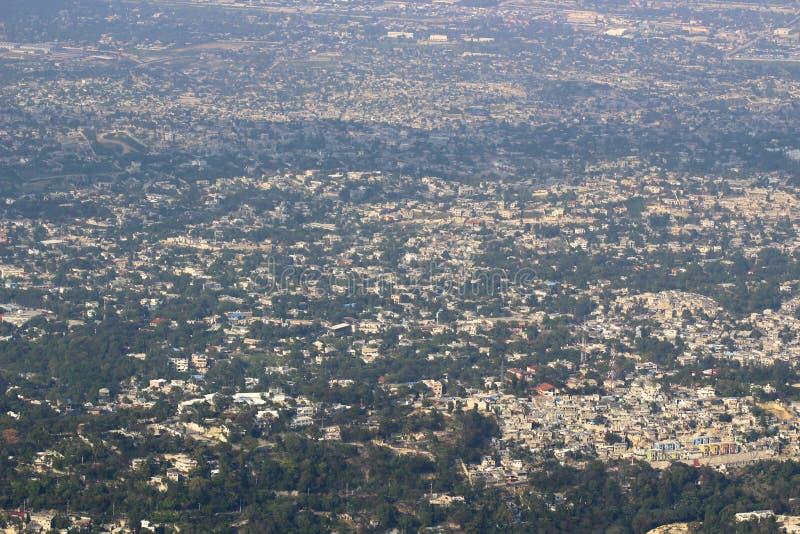 Haiti obserwatorium obraz royalty free