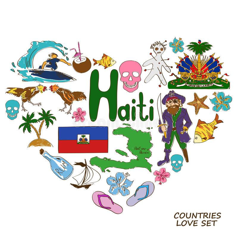 Symbols Of Haiti Gallery Free Symbol And Sign Meaning