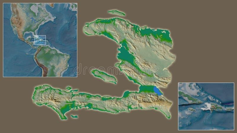 Cartina Geografica Haiti.Mappa Haiti Sulla Mappa Dell America Centrale 3d Pin Di Posizione Della Mappa Di Haiti Repubblica Di Haiti Cartina Geografica Di Illustrazione Vettoriale Illustrazione Di Posizione Naturalizzato 158074411