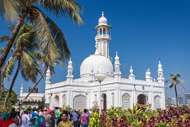 Haji Ali Dargah imagem de stock