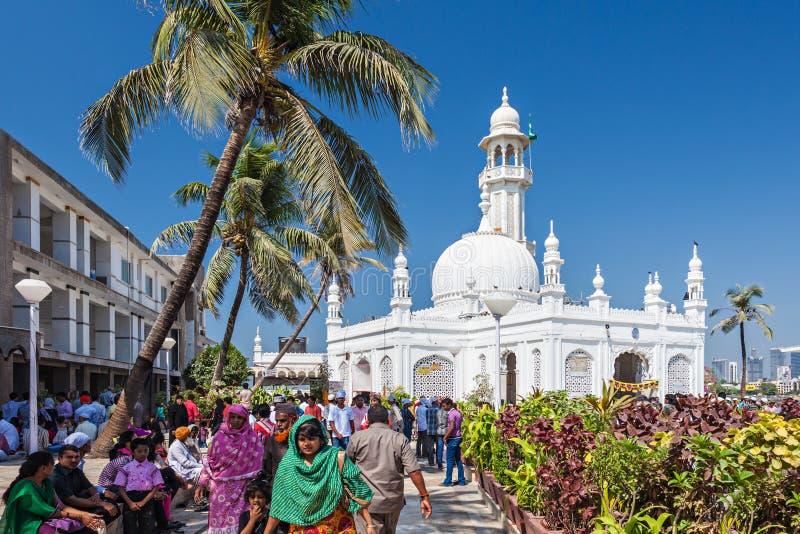 Haji Ali Dargah foto de stock