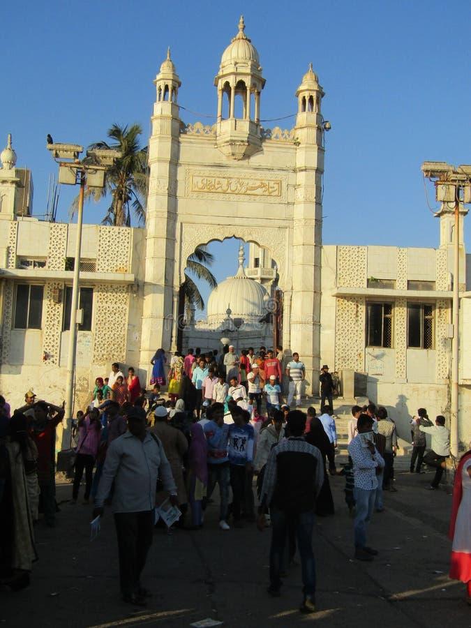 Haji Ali Dargah imagens de stock royalty free