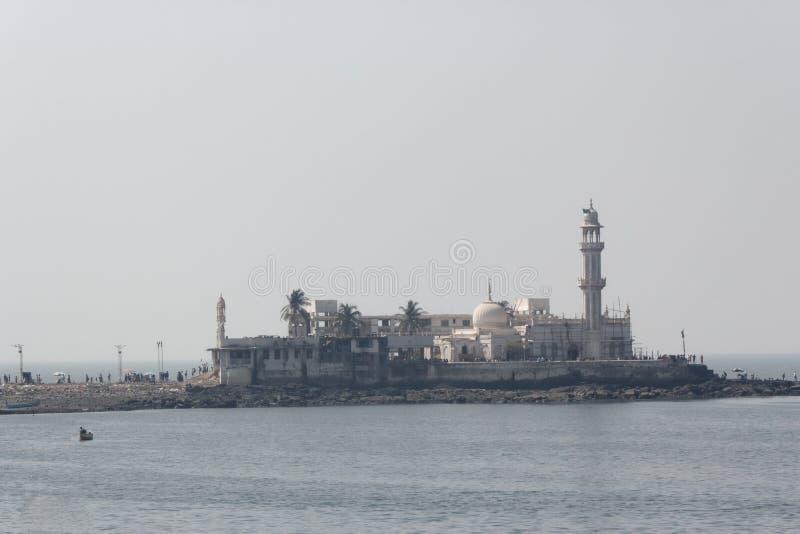 Haji Ali Dargah, Bombay foto de archivo libre de regalías