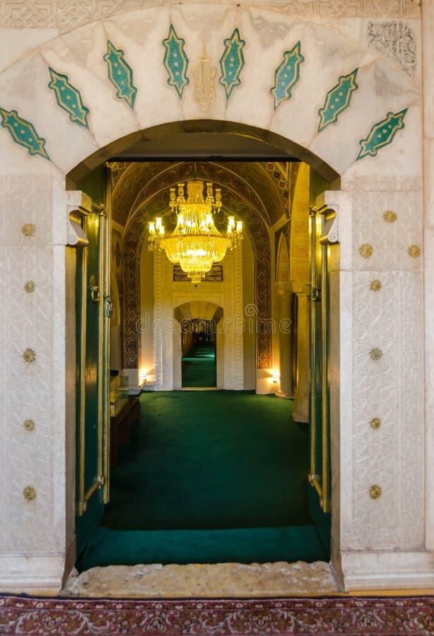 Haji Bektash Veli-Grab stockbild