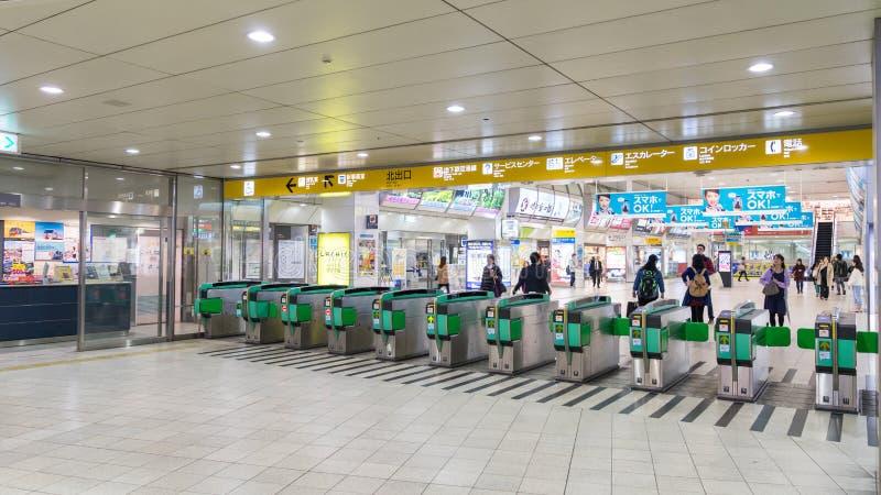 Hakata驻地 图库摄影