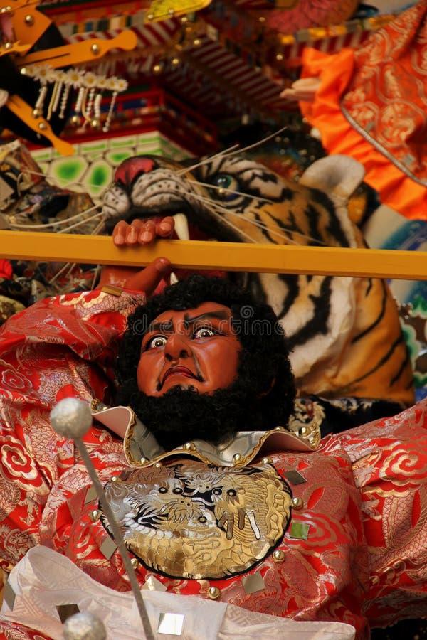 Hakata Gion Festival Float fotografia de stock royalty free