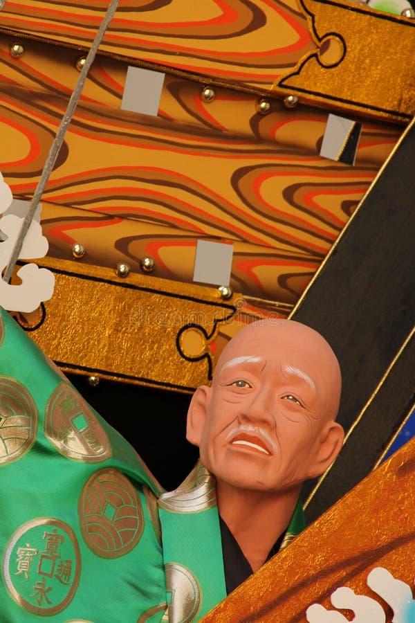 Hakata Gion Festival Float stock afbeeldingen