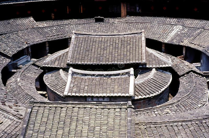 Download Hakka Earth Building In China Editorial Photo - Image: 11872916