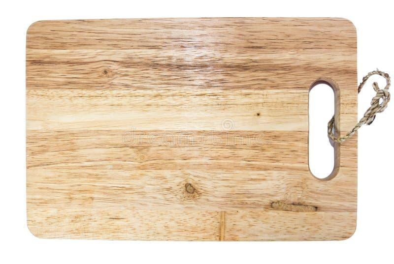 Hakkend blok van hout royalty-vrije stock foto